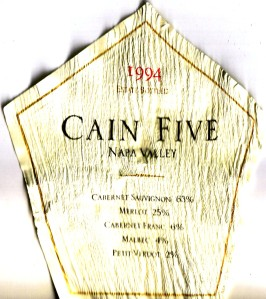 Cain Five 1994