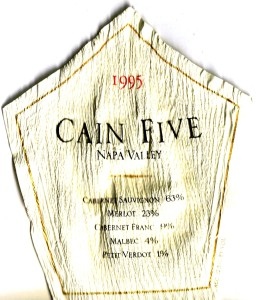 Cain Five 1995