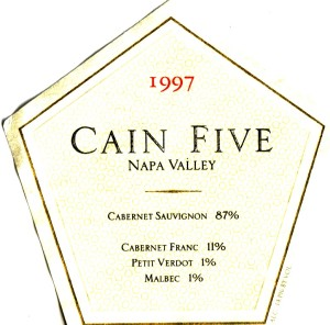 Cain Five 1997