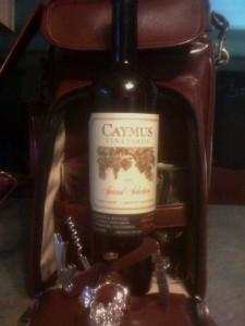 Caymus Special Select