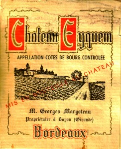Ch Eyquem Bourg