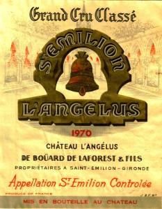 Ch L'Angelus 1970