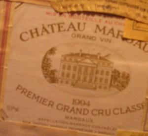 Ch Margaux 1994