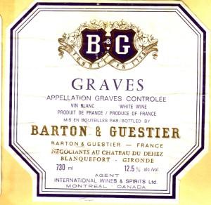 Graves B&G