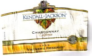 KJ Chardonnay 1999