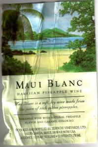 Maui Blanc