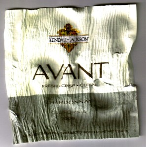 KJ Avant Chardonnay 2009