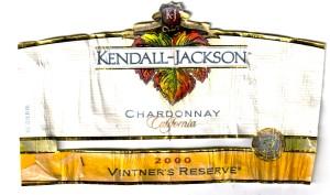 KJ Chardonnay 2000