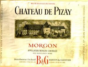 Chateau de Pizay Morgon (1)