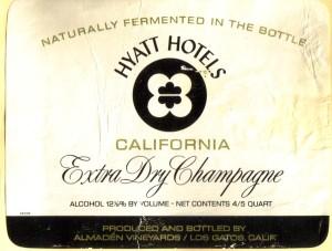 Hyatt Hotels Champagne NV