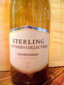 Sterling Chardonnay 2011