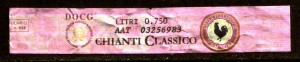 Chianti Classico Banderol