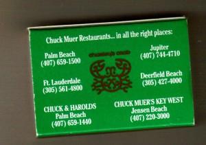 FL Chuck & Harolds MB