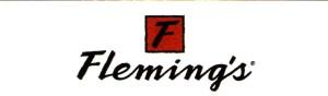 MI Fleming's Logo