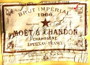 Moet & Chandon Brut 1966