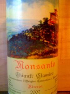Monsanto CC Riserva 2007