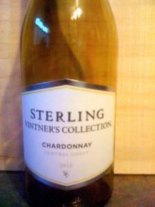 Sterling Chardonay 2010