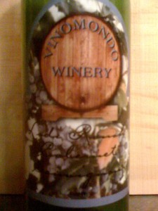 Vinomondo Winery Cabernet Sauvignon