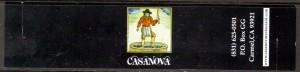 CA Casanova Band
