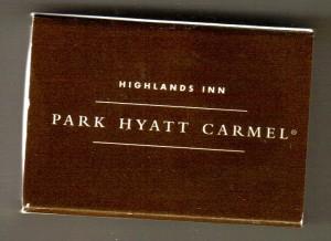 CA Park Hyatt Carmel MB