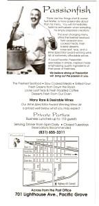 CA Passionfish Card