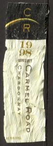 Carmel Road Chardonnay 1998