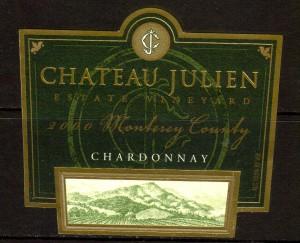 Ch Julien Chardonnay 2000