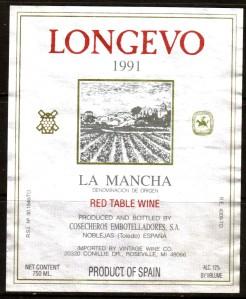 Longevo La Mancha 1991