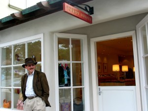 Robert Talbott Flagship Store 2, Carmel, CA