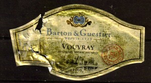 B&G Vouvray 2003