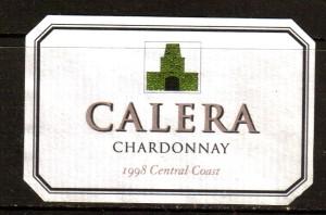 Calera Chardonnay Central Coast 1998