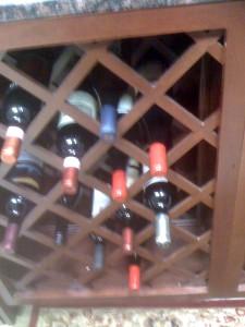 Lower Wine Rack