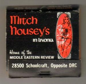 MI Mitch Housey's MB