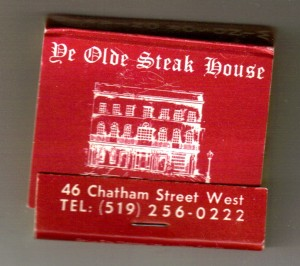 ON Ye Olde Steak House MB