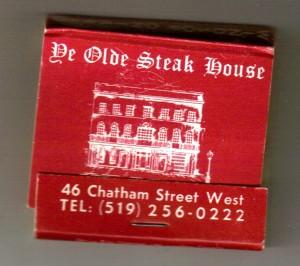 ON Ye Olde Steak House MB