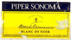 Piper Sonoma Blanc de Noir NV