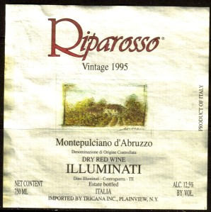 Riparosso Illuminati MdA 1995