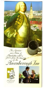 SC Ansonborough Inn Flyer