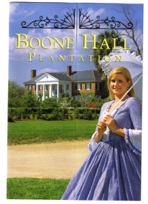 SC Boone Hall Plantation Brochure