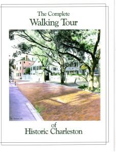 SC Charleston Walking Tour Book