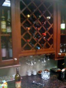 Upper Wine Rack