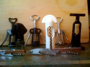 Assorted Corkscrews