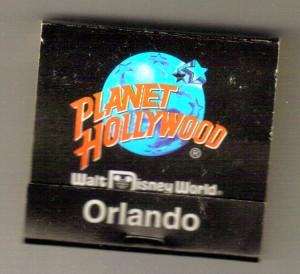 FL Planet Hollywood Orlando MB