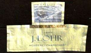 J Lohr Chardonnay Monterey 1999