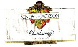 KJ Chardonnay 1997