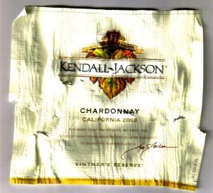 KJ Chardonnay 2003