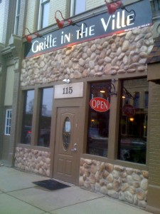 MI Grille in the Ville Exterior