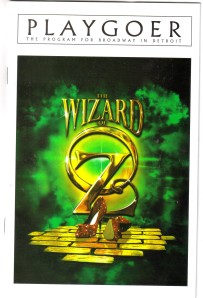 MI The Wizard of Oz Fisher PB