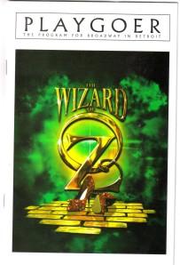 MI The Wizard of Oz Fisher PB