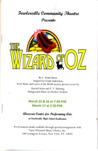 MI The Wizard of Oz PB